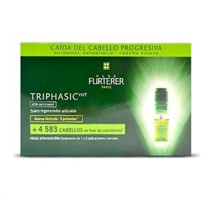 Rene Furterer Triphasic VHT 55ml 8 frascos