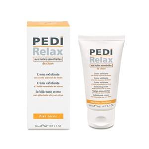 Pedi Relax crema exfoliante 50ml.