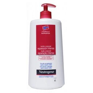 Neutrogena loción corporal reparación intensa piel seca 750ml