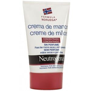 Neutrogena crema manos concentrada sin perfume 50ml
