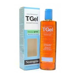 Neutrogena T gel champú anticaspa normal graso 250ml