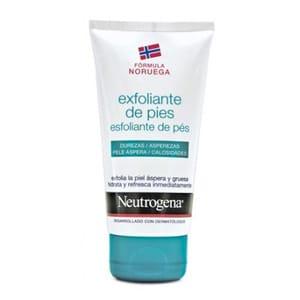 Neutrogena pies fórmula Noruega exfoliante 75ml