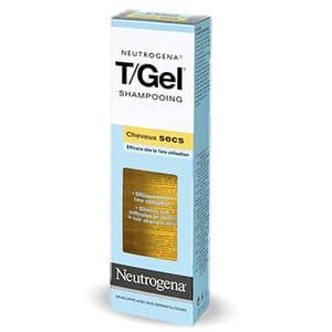 Neutrogena T/Gel champú cabello normal y seco 250ml