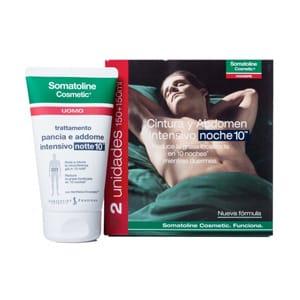 Somatoline cintura y abdomen intensivo noche 150ml+150ml