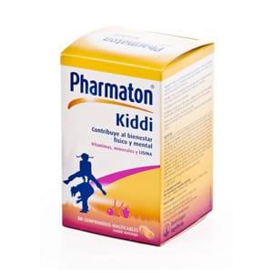 Pharmaton Kiddi 30comp masticables
