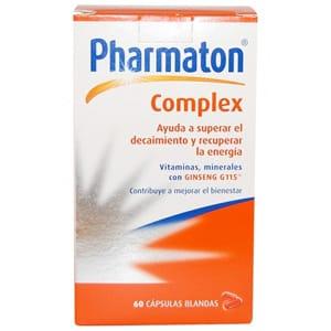 Pharmaton Complex 60cáps