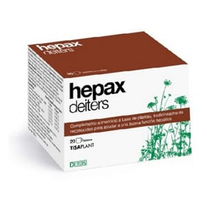 Deiters Hepax 20 filtros