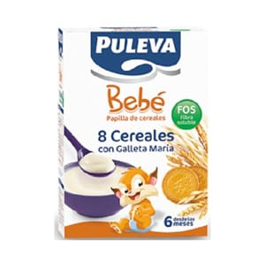 Puleva bebé cereales sin gluten Fos 600gr