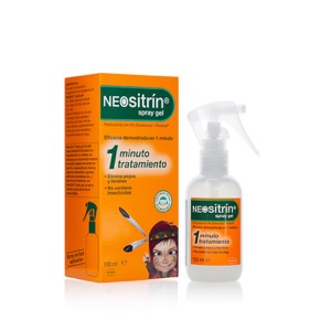 Neositrin 100% spray gel 100ml