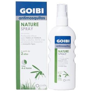 Goibi Nature Spray antimosquitos repelente 100ml