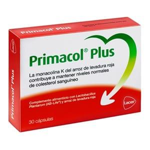 Primacol Plus 30cáps