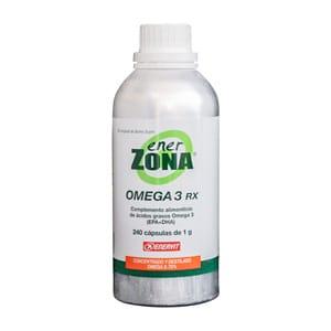 Enerzona Omega 3rx aceite de pescado 240cáps