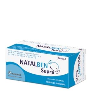 Natalben Supra 30cáps