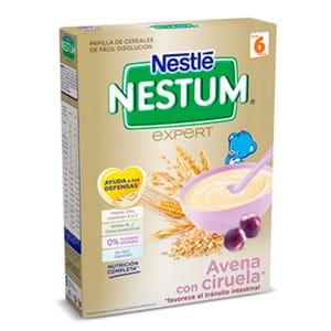 Nestlé Nestum avena con ciruelas 250gr