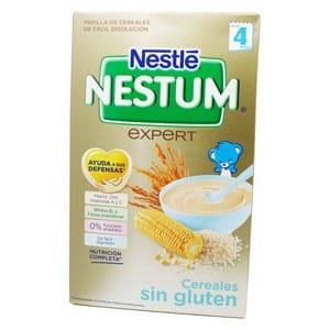 Nestlé Nestum cereales sin gluten 600gr