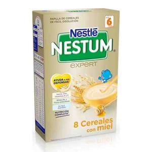 Nestlé Nestum 8 cereales con miel 600gr