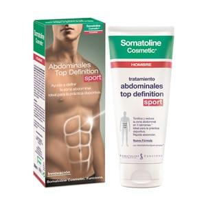Somatoline Hombre abdominales 400ml