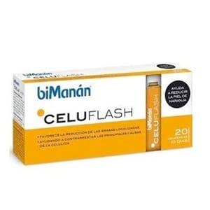 biManán Celuflash 20 viales