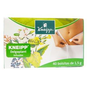 Kneipp delgaplant infusión 40 bolsas