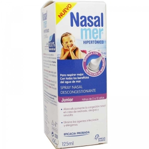 Nasalmer niños spray nasal 125ml