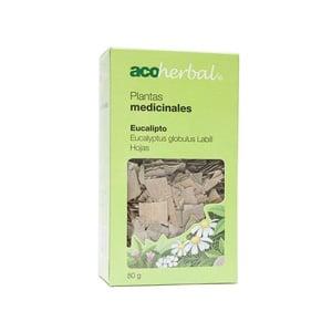 Acoherbal eucalipto hojas 80gr