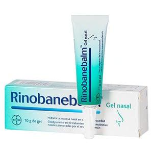 Rinobanebalm gel nasal 10gr