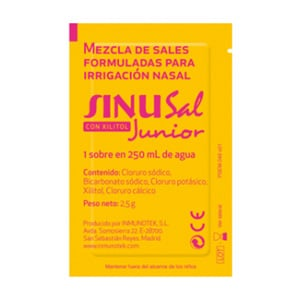 SinuSal® Junior 40 sobres