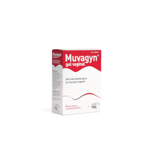 Muvagyn® gel vaginal 5ml X 8 tubitos
