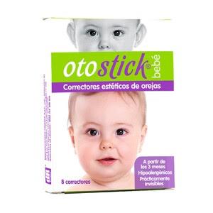 Otostick bebé 8uds