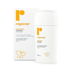 Repavar Pediátrica colonia 200ml