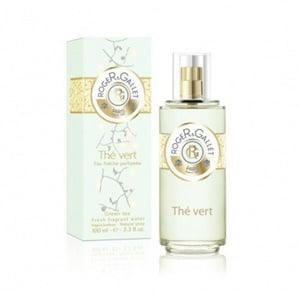 Roger & Gallet Thé Vert agua perfumada con vaporizador 100ml