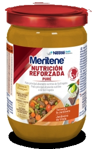 Nestlé Resource puré ternera a la jardinera 300gr