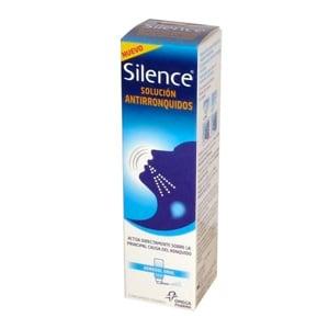 Silence aerosol bucal 50ml