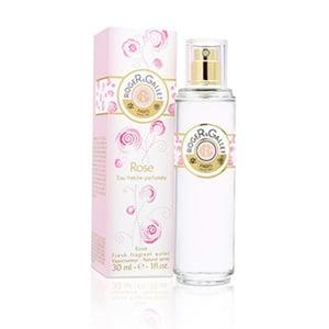 Roger & Gallet rose agua perfumada con vaporizador 100ml