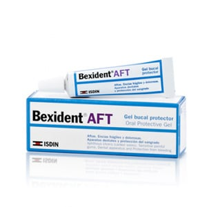 Bexident Aft gel bucal protector 5ml