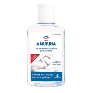 AmuKina gel manos sin agua 80ml