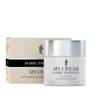 My Cream Isabel Preysler crema antiedad efecto luminosidad 60ml