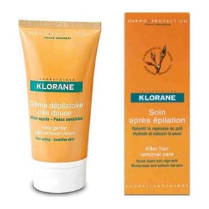 Klorane post depilatorio 100ml