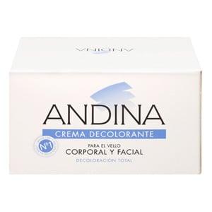 Andina crema decolorante 30ml