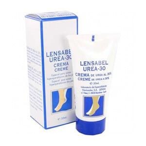 Lensabel Urea-10 crema de pies 50ml