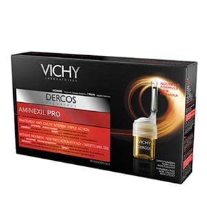 Vichy Dercos Aminexil hombre 18amp