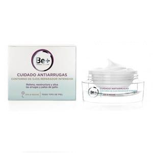 Be+ cuidado antiarrugas contorno de ojos reparador intensivo 15ml