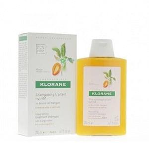 Klorane champú nutritivo a la manteca de mango 200ml
