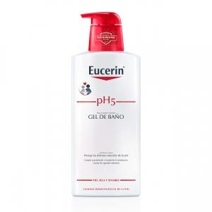 Eucerin gel de baño pH5 400ml