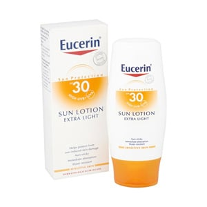 Eucerin Sun loción extra light SPF30+ 150ml