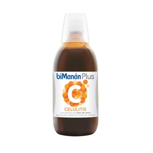 biManán plus C celulitis 500ml