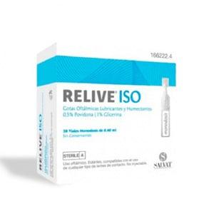Salvat Relive® Iso 30uds
