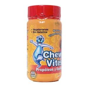 Chewy Vites vitamina C 60 ositos