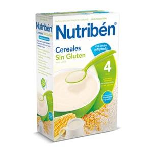 Nutribén cereales sin gluten 300gr