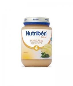 Nutribén Potito manzana 200gr